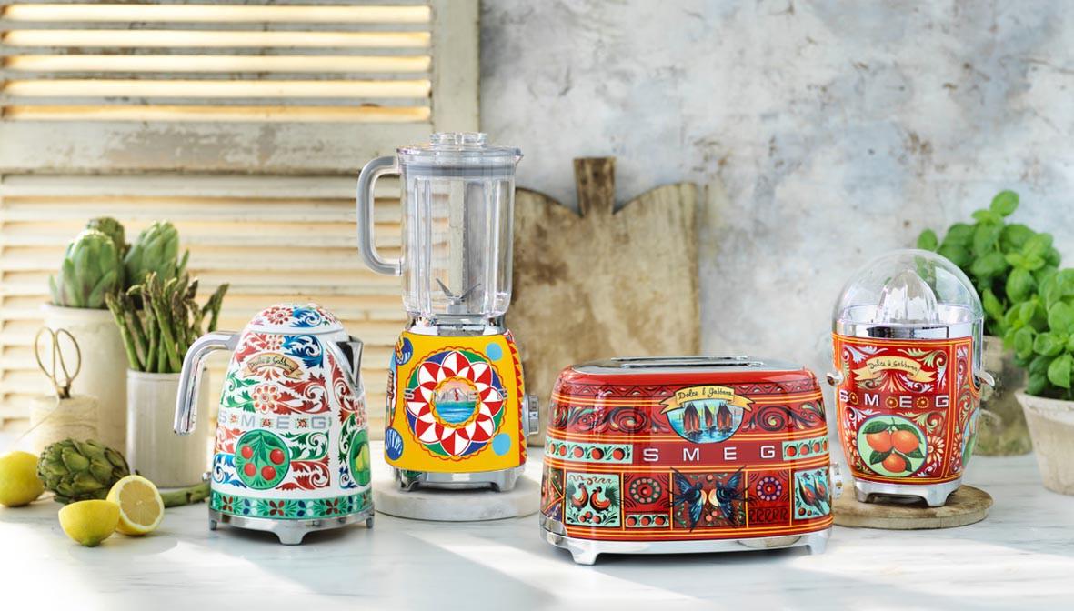 Một vài sản phẩm trong Bộ sưu tập Sicily - Tình Yêu Của Tôi
