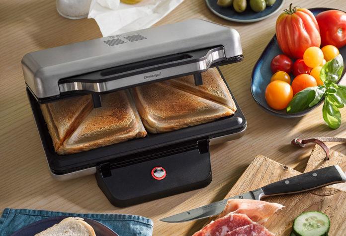 Máy Nướng Bánh Mì WMF Lono Sandwich Toaster mang đến những món ăn đa dạng và chất lượng cho gia đình bạn