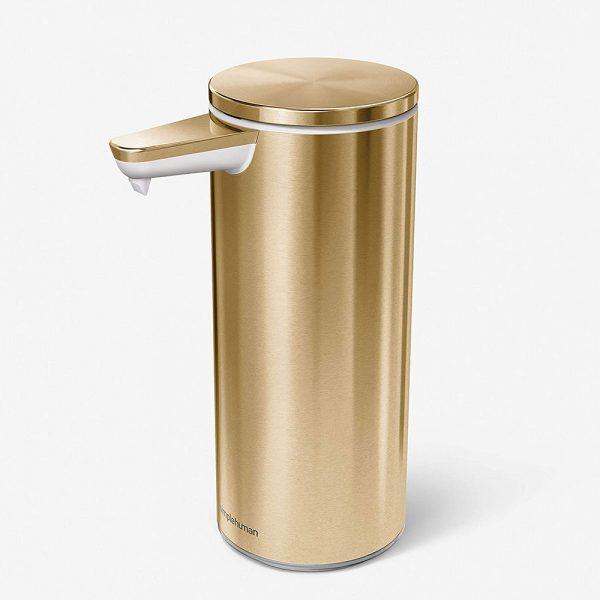 Bình Đựng Nước Rửa Tay Simplehuman ST1055 – Màu Vàng Đồng