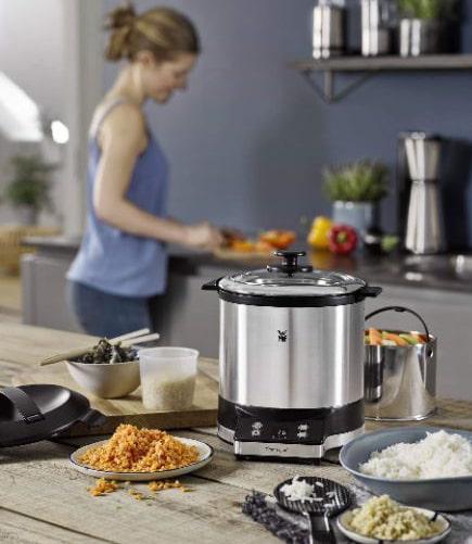 Nồi Cơm Điện Mini WMF mang đến những bữa cơm chất lượng cho gia đình bạn